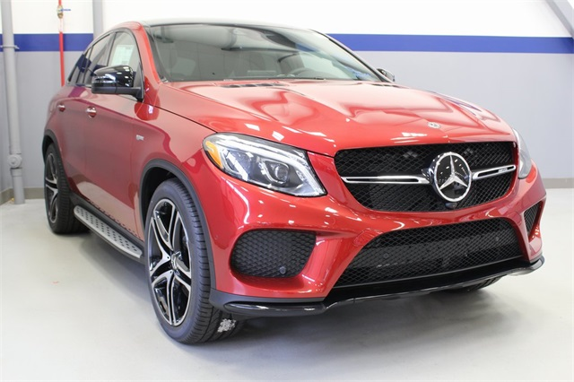 New 2019 Mercedes Benz Gle Amg Gle 43 Coupe Coupe In New Rochelle