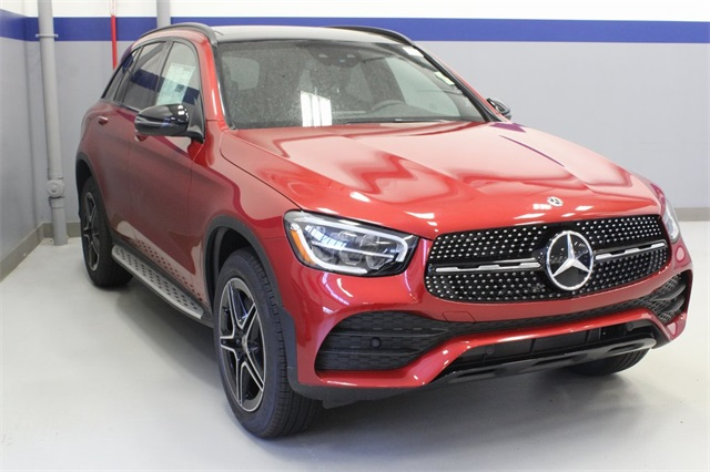 New 2020 Mercedes Benz Glc 300 4matic Suv
