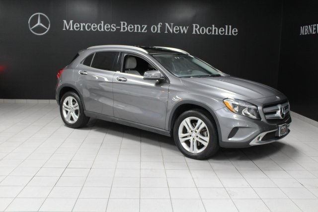 Certified Pre Owned 2016 Mercedes Benz Gla 250