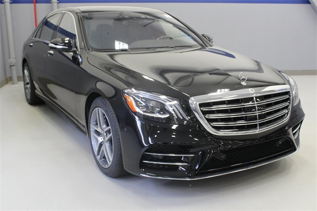 New 2019 Mercedes-Benz S 450 4MATIC® SEDAN