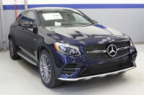 New 2019 Mercedes-Benz AMG® GLC 43 4MATIC® Coupe 4MATIC® Coupe